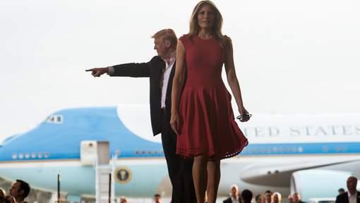 ETATS-UNIS : Melania Trump aurait pu être expulsée