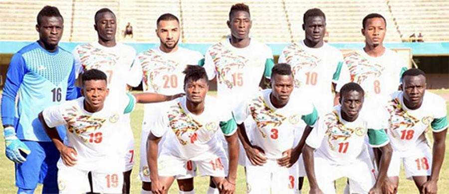 CAN U20 : les juniors sénégalais gagnent au courage leur premier point