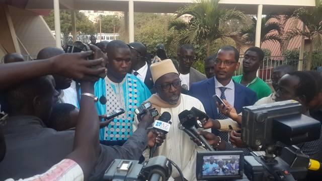 Maël Thiam sur la caisse d'avance de la mairie de Dakar : « Même la gestion de Macky Sall a été fouillée à Fatick »