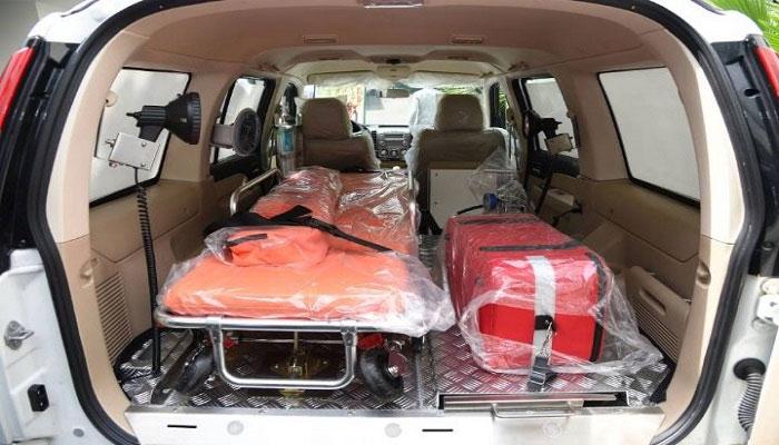 SANTÉ - Thiomby étrenne sa première ambulance médicalisée