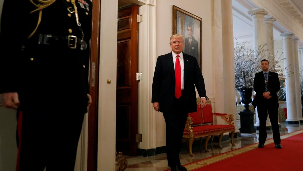 ETATS-UNIS : Donald Trump à l'épreuve du Congrès