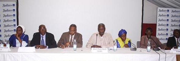 Opérations pré-électorales : La PACTE appelle les acteurs politiques à faire preuvede dépassement