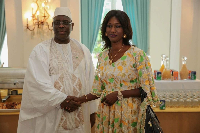 TOUBA - Sokhna Amy Mbacké nommée directrice de l'Assistance et de la Promotion des Sénégalais de l'Extérieur