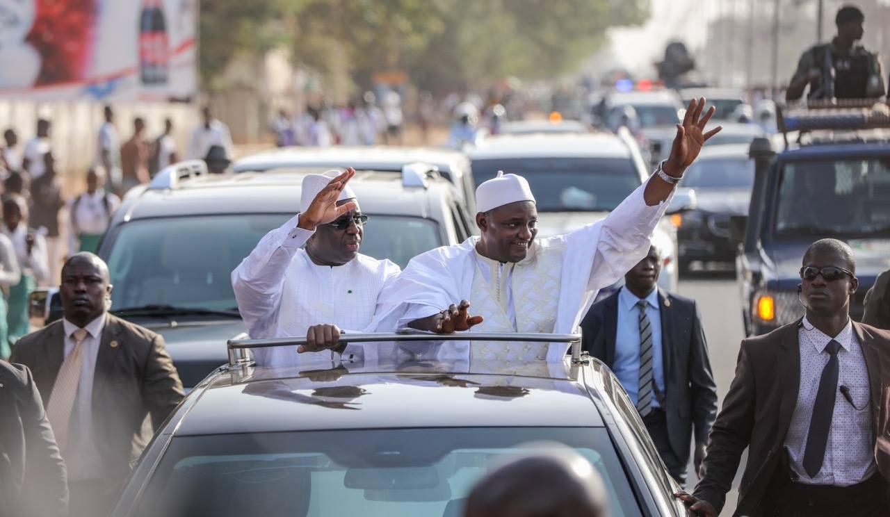 Visite d'État d'Adama Barrow à Dakar : Les accords de défense au menu