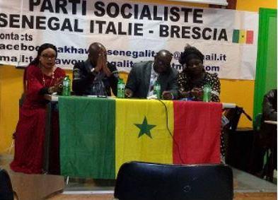 PS Italie : Notre mise au point suite à la sortie de Nguèye Loum