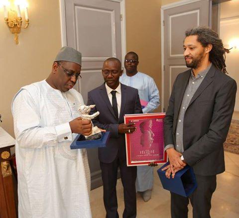 Lauréat de l'Etalon d'or de Yennenga : Le président Macky Sall adresse une lettre de félicitations à Alain Gomis