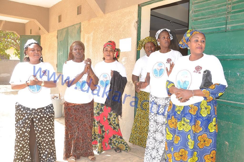 Abdou Karim Sall initie une journée de consultation à Keur Mbaye Fall