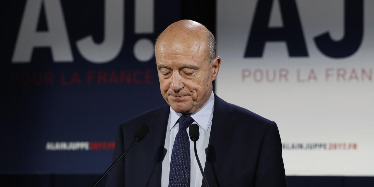 FRANCE : Alain Juppé annonce qu'il ne sera pas candidat à la présidence de la République