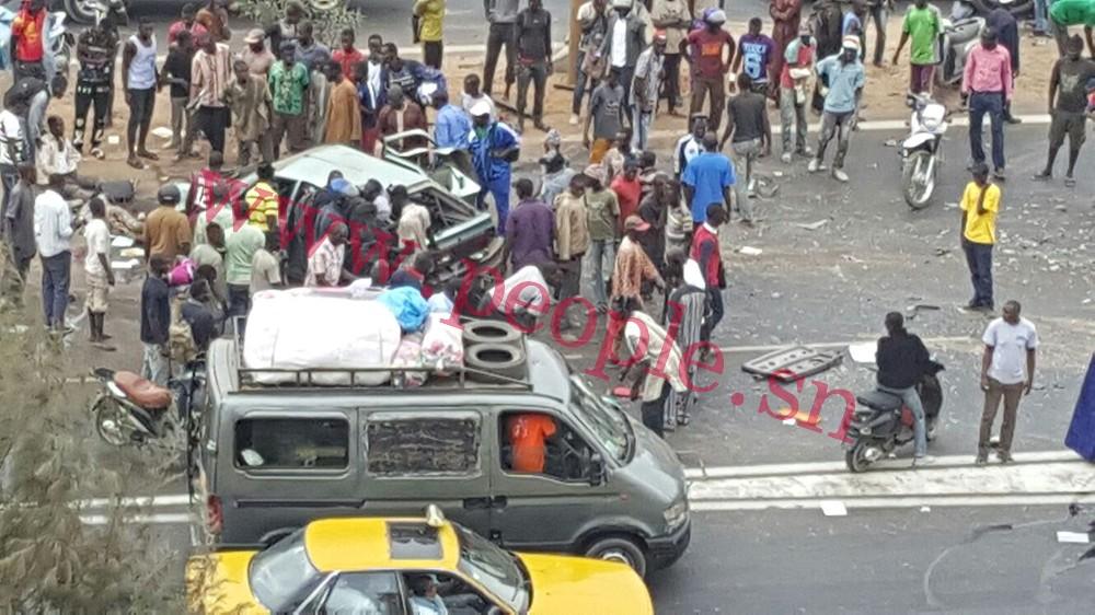 Accidents de la route : De la nécessité urgente de revoir le système de transport et du sérieux dans le contrôle des véhicules.
