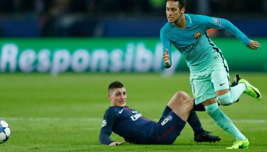 Neymar a parié qu'il mettrait deux buts (au moins) face à Paris