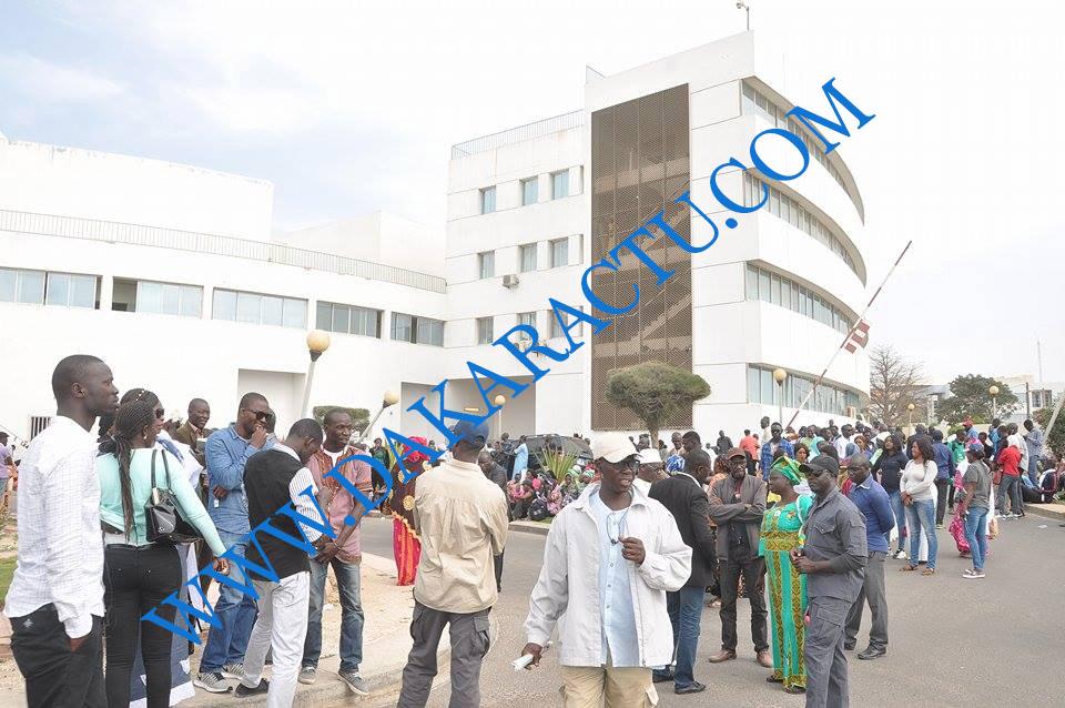 ÉCHOS DE L'AUDITION DE KHALIFA SALL : Premier entendu, Mbaye Touré placé sous contrôle judiciaire