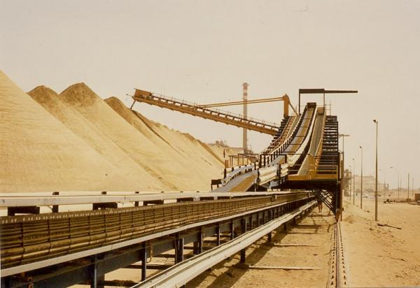 BAMBEY - Le phosphate sent, déjà,  le souffre. Chronique d'une exploitation qui démarre mal...