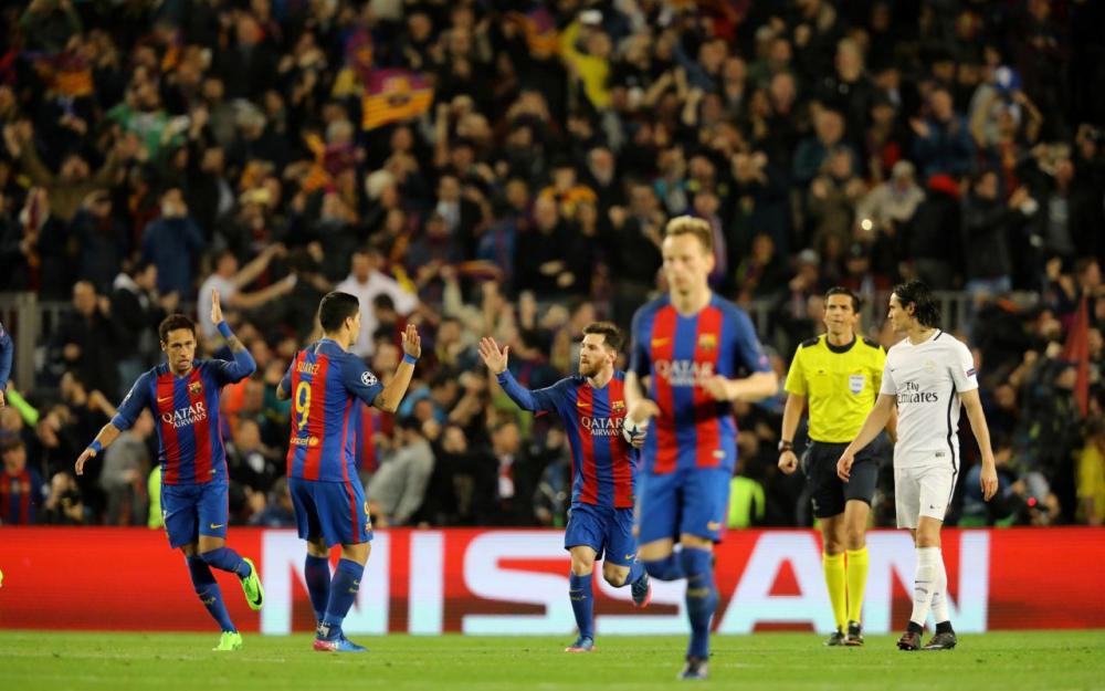 Barça-PSG (6-1) : Paris humilié et éliminé après une fin de match dingue