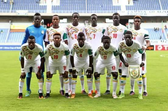 U20- Sénégal / Guinée à 16 heures : Un derby ouest-africain