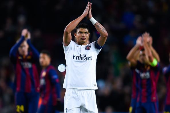 Elimination du PSG : Thiago Silva présente ses excuses...
