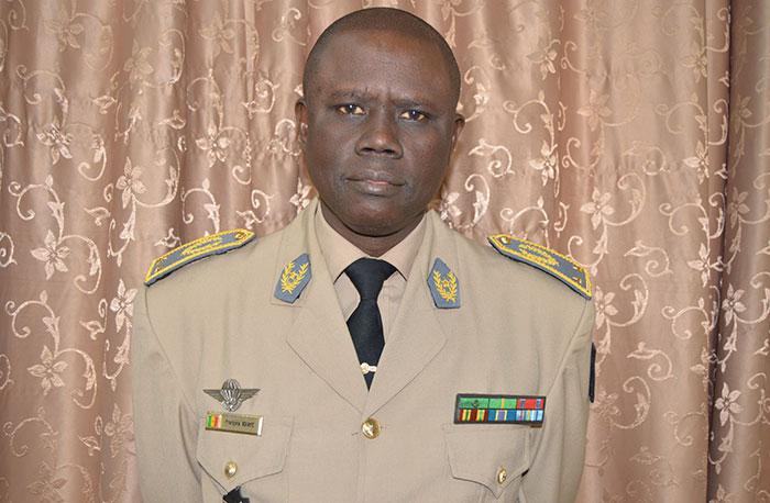 GAMBIE : Fin de mission pour le Général François Ndiaye et ses hommes