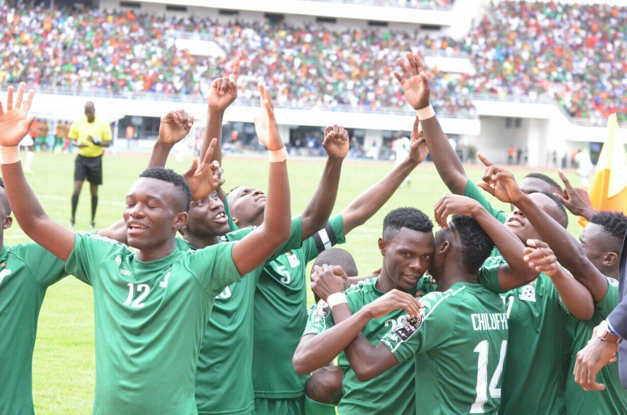 LA ZAMBIE REMPORTE LA CAN U20