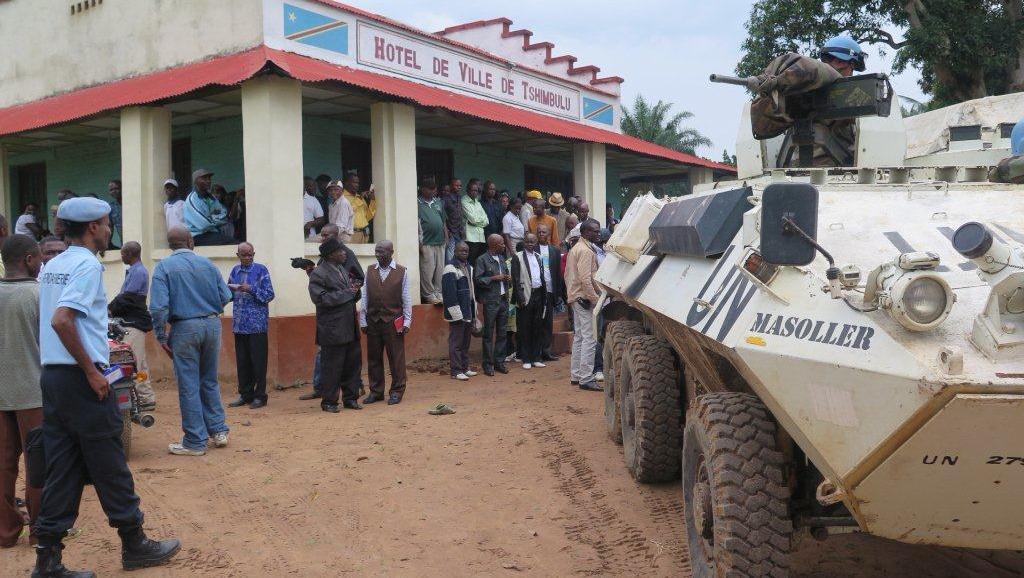 Experts de l'ONU disparus en RDC: les autorités poursuivent les recherches