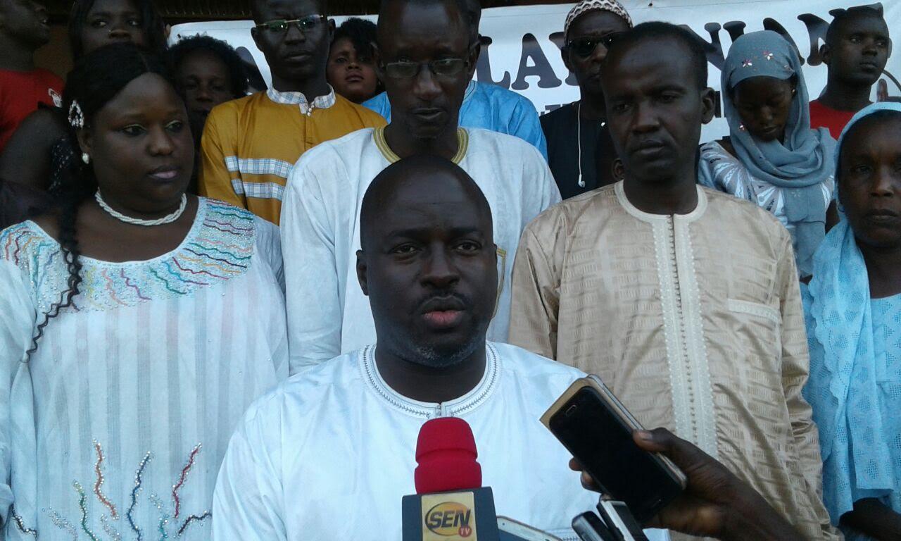"""ABDOULAYE NIANE : """" Le Baol mérite une bonne représentation dans les institutions de ce pays '"""