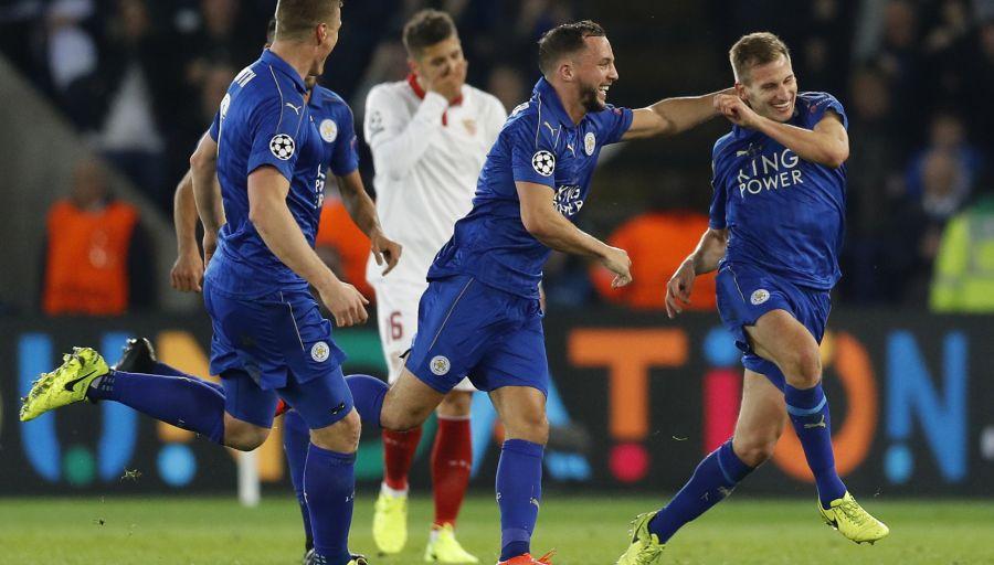 Ligue des champions : Leicester élimine Séville !