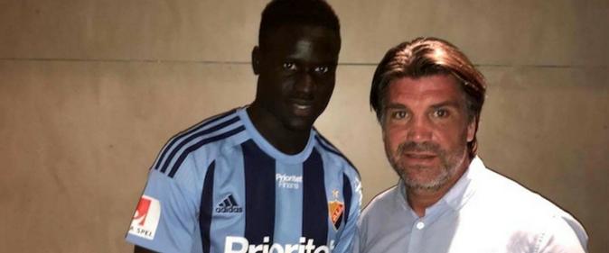 Suède : Aliou Badji a rejoint son nouveau club
