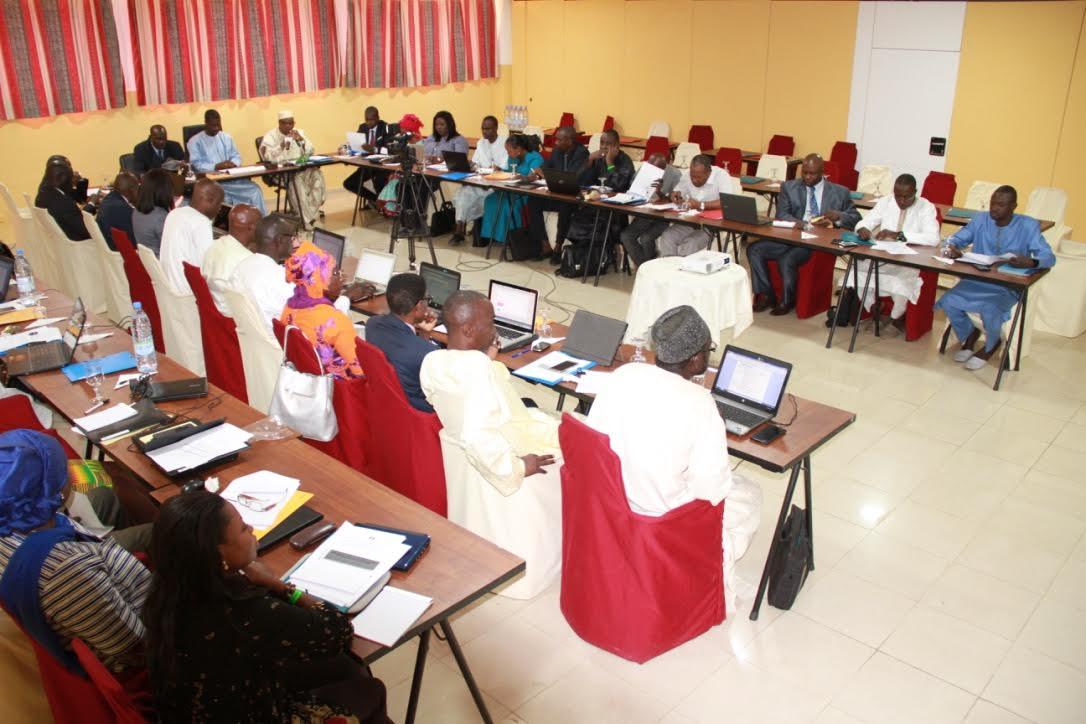 Le ministère de la Gouvernance locale, du Développement et de l'Aménagement du Territoire  se réunit depuis ce matin et pour 3 jours pour procéder à la formulation de la stratégie de développement économique des territoires.