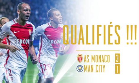 Ligue des champions : Monaco l'a fait !