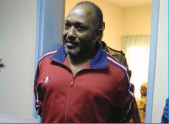 GUINÉE : Toumba Diakité inculpé pour meurtres, viols et tortures