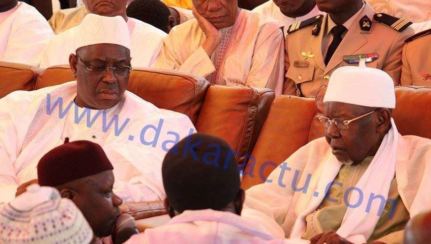 RAPPEL À DIEU DE AL MAKTOUM : Le Gouvernement du Sénégal présente ses condoléances aux fidèles Tidianes