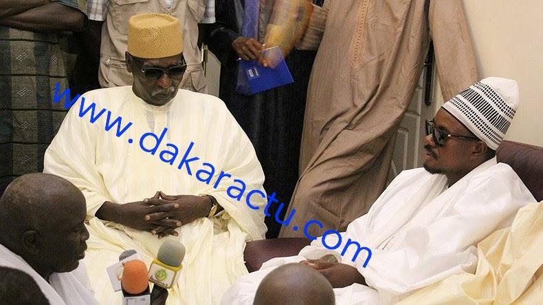 Décès de Al Maktoum : Serigne Bass Abdou Khadre à Tivaoune