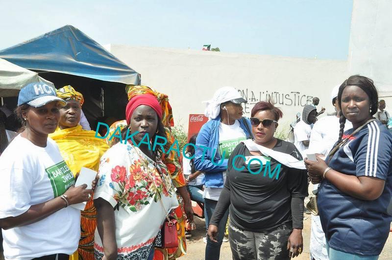 Audition de Khalifa Sall: Les partisans du maire de Dakar assaillent le tribunal de Dakar