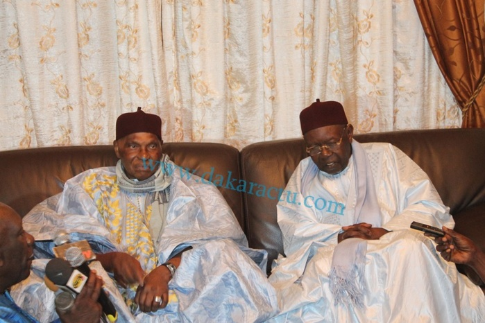 Message du Président Abdoulaye Wade à Serigne Abdoul Aziz Sy Al Amine, Khalif Général des Tidianes