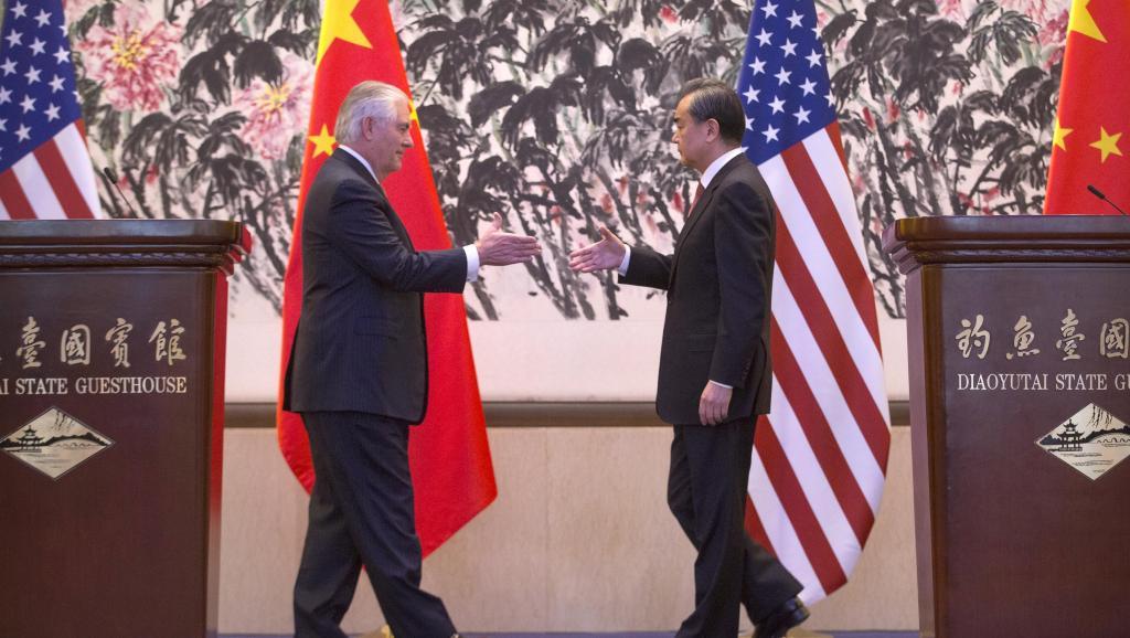 Corée du Nord: Chine et Etats-Unis s'engagent à «travailler» ensemble