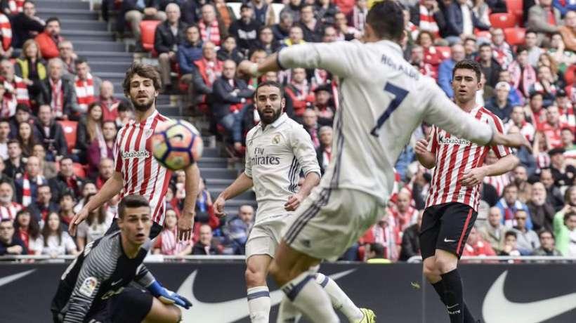 Liga : le Real Madrid sort vivant de l'enfer de San Mamés