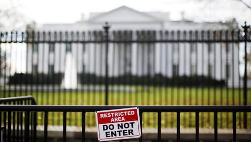 Un chauffeur affirme transporter une bombe près de la Maison Blanche
