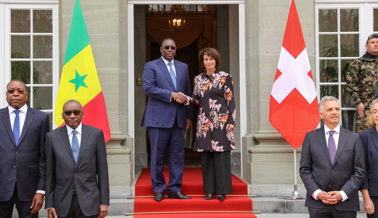 Berne salue le leadership de Dakar dans le dénouement de la crise gambienne