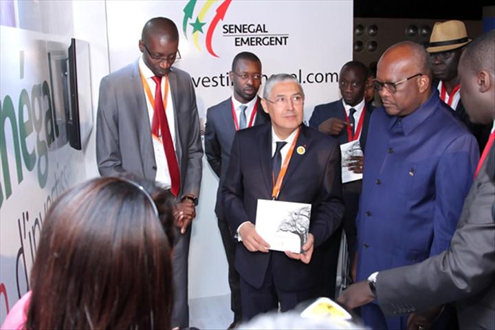 5ème Forum International du Développement de l'Afrique : Le président Burkinabé magnifie le projet de Cité ministérielle de Diamniadio.