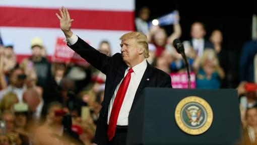 Le classement Forbes : Trump a perdu un milliard de dollars depuis 2016