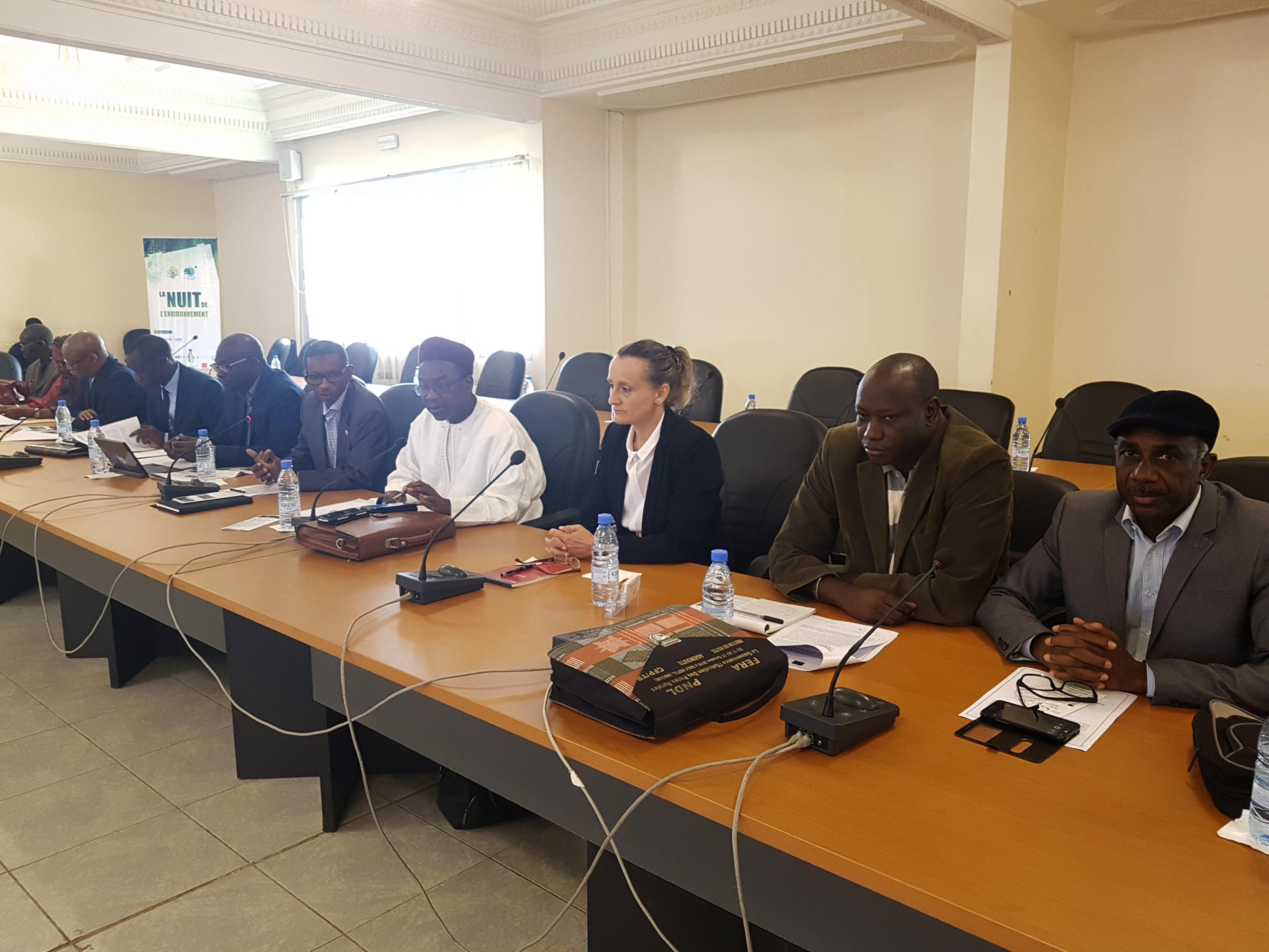 Assemblée nationale :  Des parlementaires et élus sensibilisés sur les enjeux de la criminalité faunique