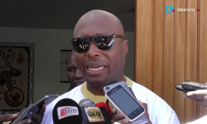 """Barthélemy Dias : """"Le silence de Abdou Diouf dans cette situation est inadmissible (...) Si on convoquait Ousmane Tanor Dieng à la CREI ..."""""""