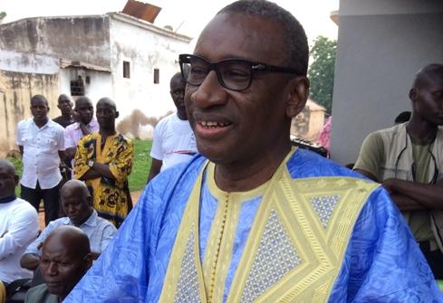 DERNIÈRE MINUTE : Le ministre de la Justice Me Sidlki Kaba victime d'un accident
