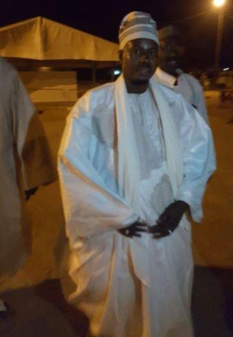TIVAOUANE : Serigne Bass Abdou Khadre Mbacké en ziarra au mausolée d'Al MAKHTOUM