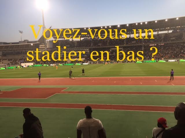 Débordements lors du match  Sénégal vs Cote d'ivoire à Charléty : à qui la faute ?