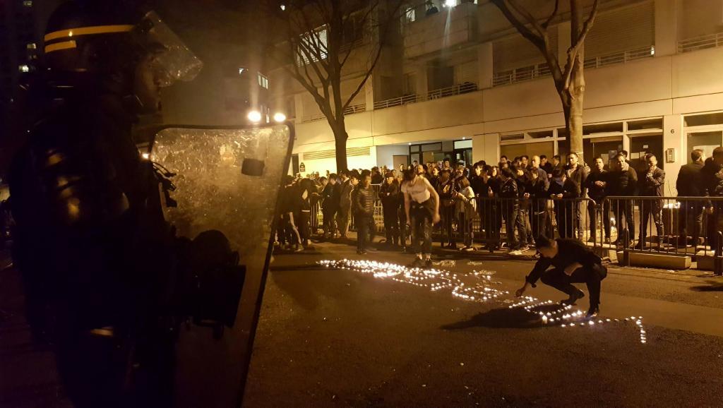 Chinois tué par la police à Paris : Pékin demande des explications