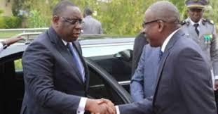 Suite à l'accident du garde des sceaux : Le Président Macky Sall se rend à son chevet