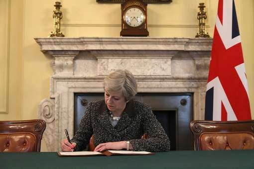Le Brexit, c'est parti!