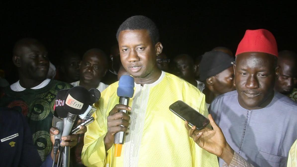 """ABDOU MBACKÉ NDAO (maire de Mbacké) : """" Nous avons trouvé sur place beaucoup de dettes que nous avons épurées '"""