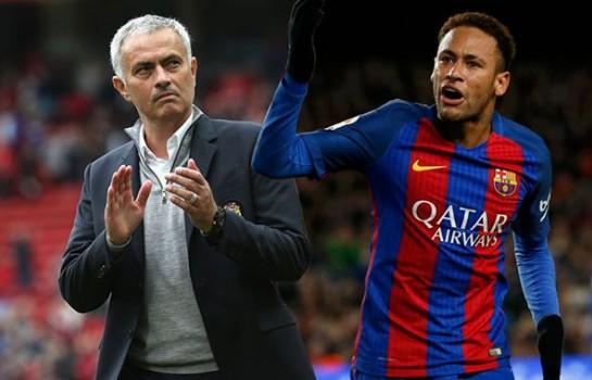 Mourinho balaye la rumeur Neymar
