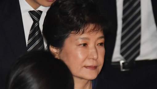 Arrestation de l'ex-présidente sud-coréenne Park Geun-Hye