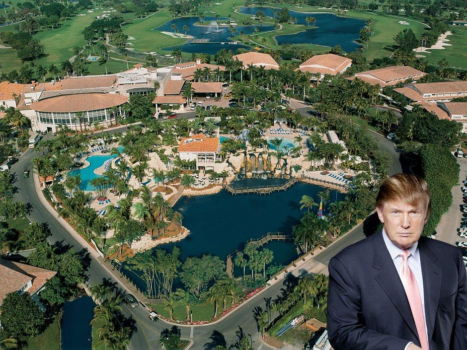 Les week-ends de Trump en Floride : coûts exorbitants et colère des élus locaux